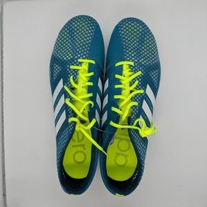 Adidas Adizero track and field men's shoes size 12